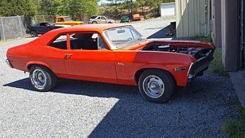 1971 Chevrolet Nova for sale 100824934